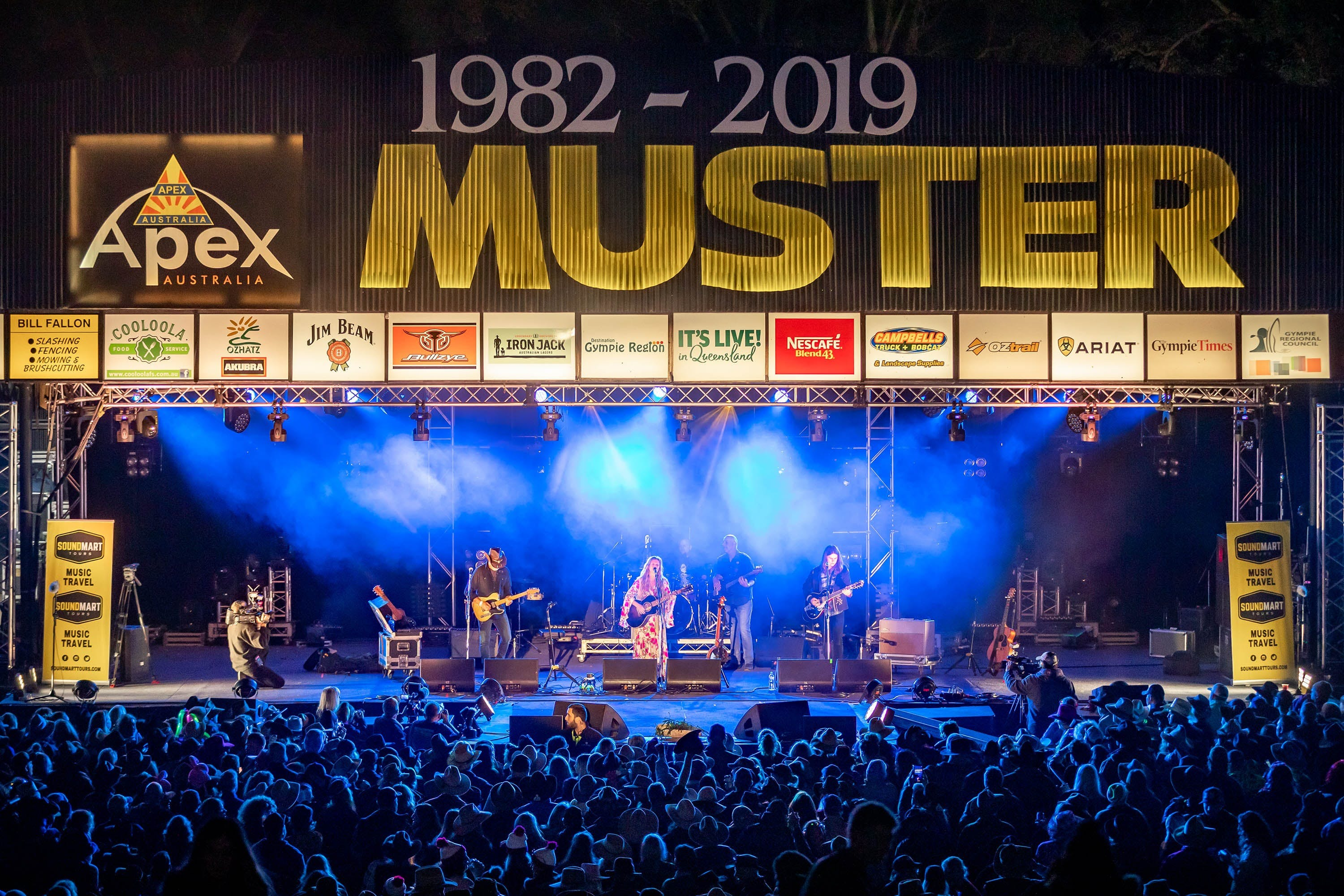 Gympie Music Muster - Accommodation Ballina