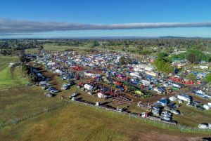 Murrumbateman Field Days - Accommodation Ballina