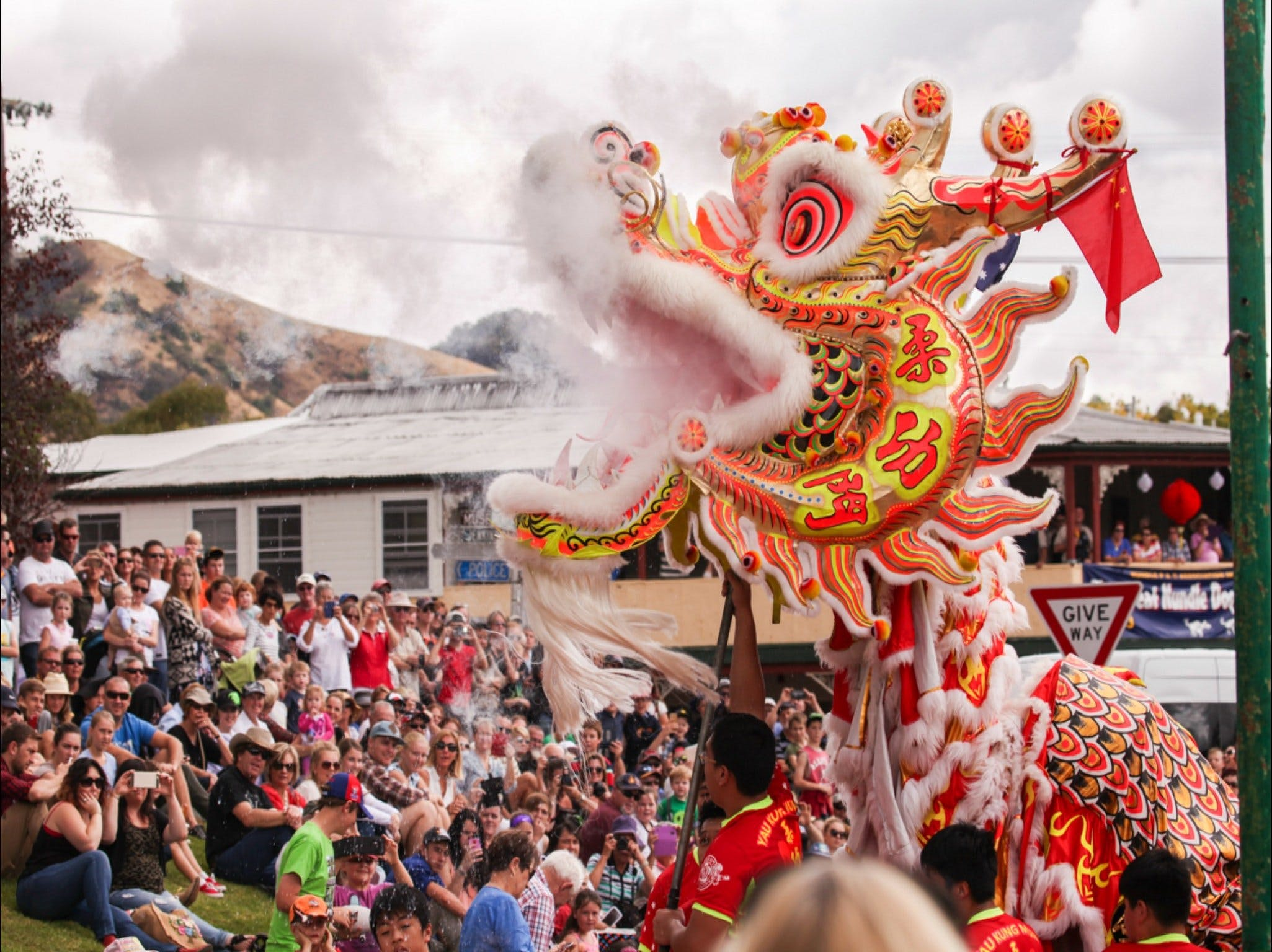 Nundle Go For Gold Chinese Easter Festival - Accommodation Ballina