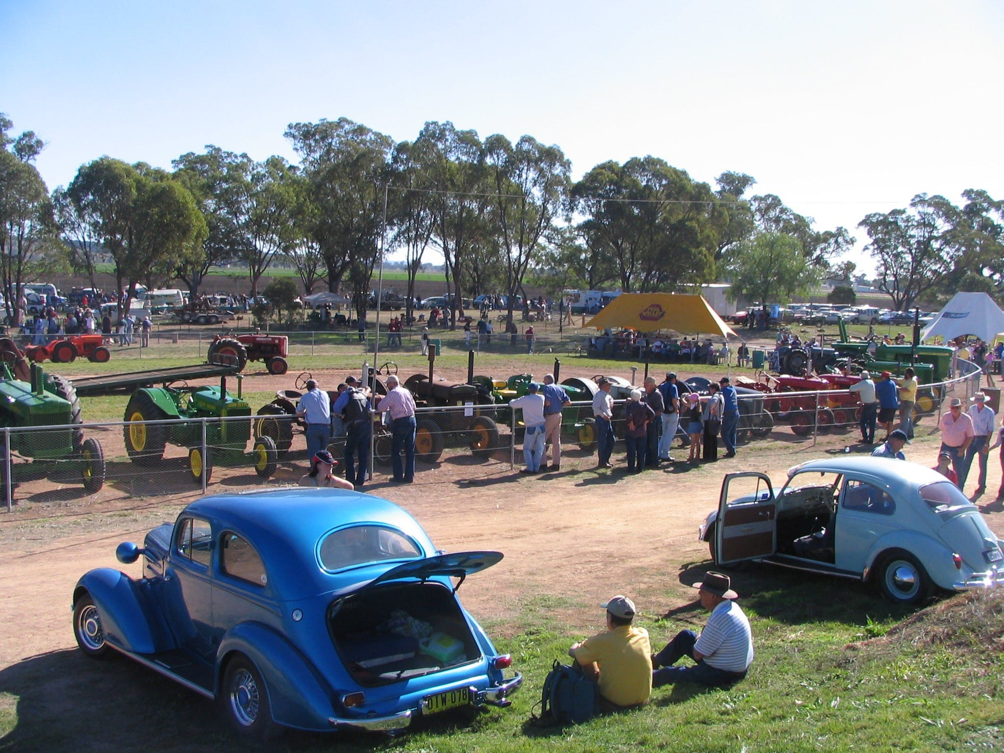 Quirindi Rural Heritage Village - Vintage Machinery and Miniature Railway Rally and Swap Meet - Accommodation Ballina