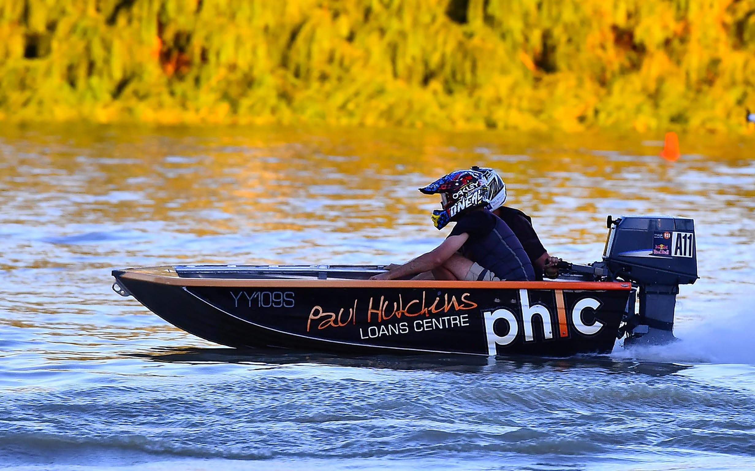 Round 6 Riverland Dinghy Club - The Paul Hutchins Loan Centre Hunchee Run - Accommodation Ballina