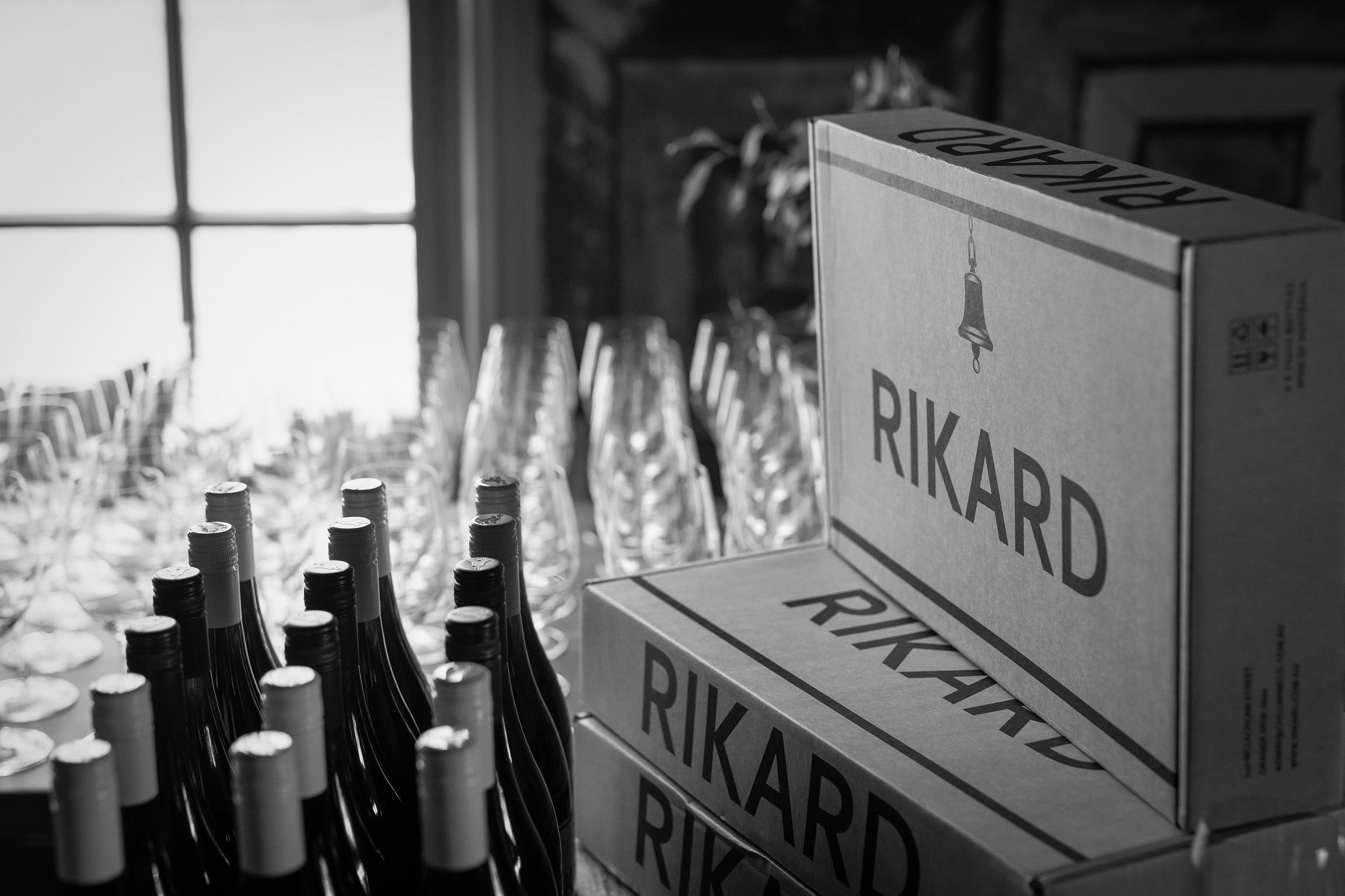 Vin Vertical - Five Years of RIKARD Pinot Noir - Accommodation Ballina