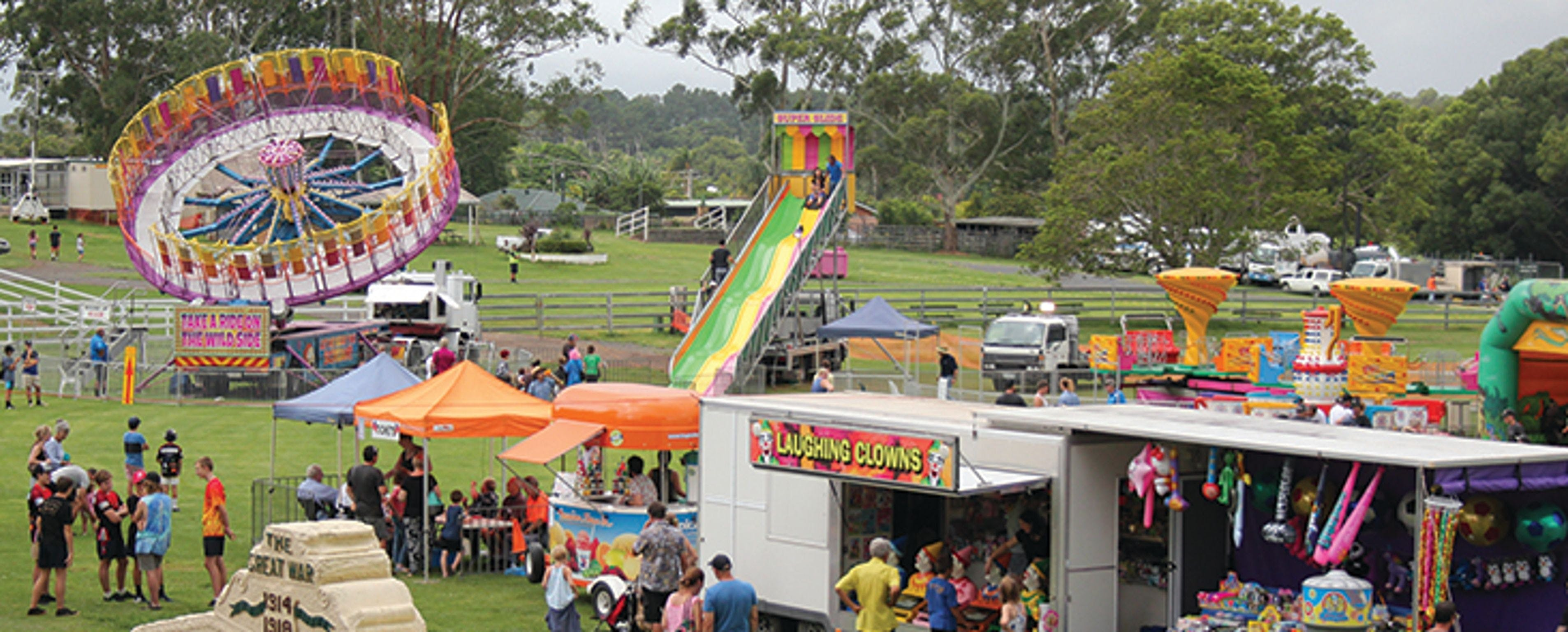 Alstonville Agricultural Society Show - Accommodation Ballina