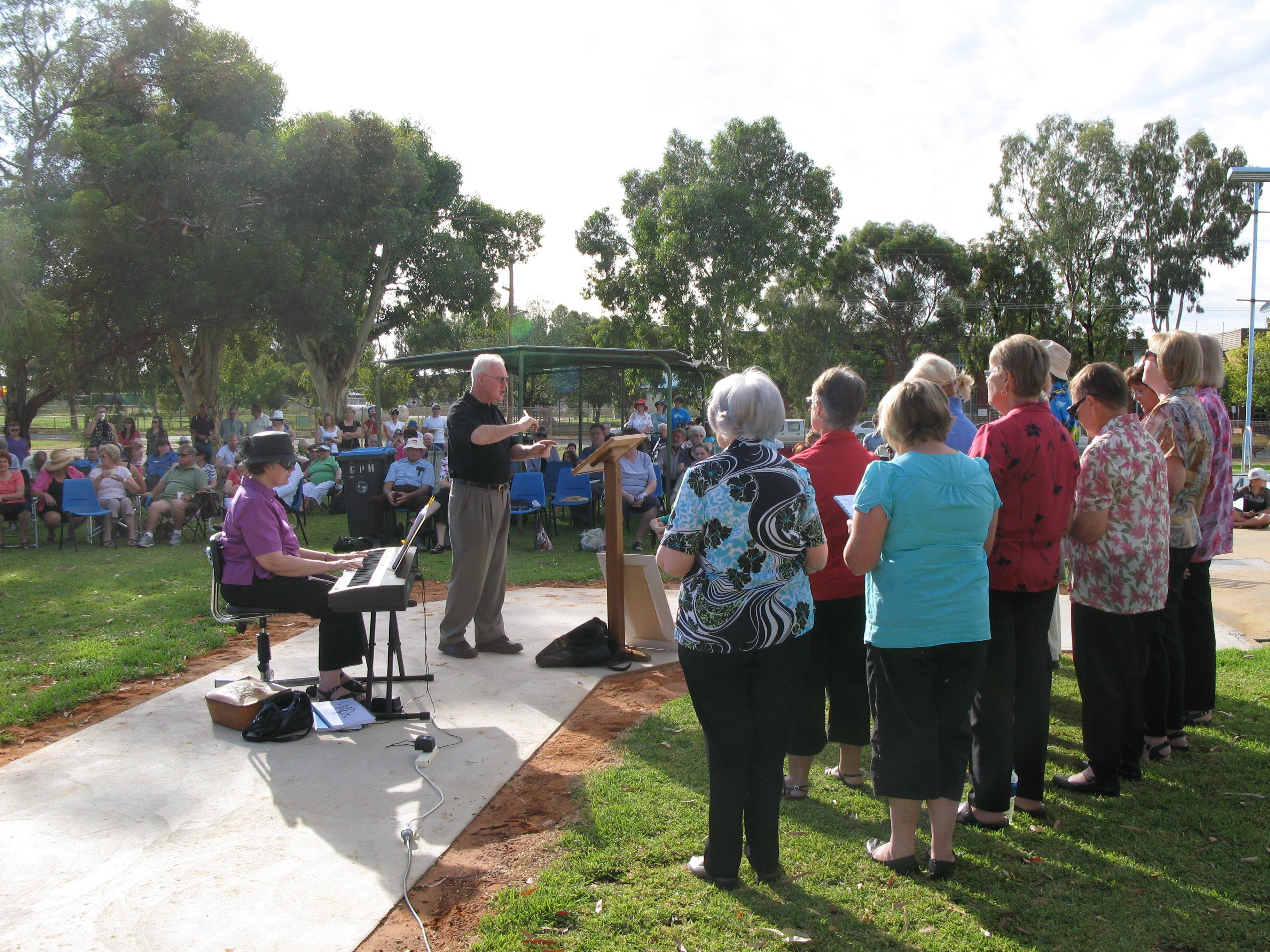 Australia Day Celebration in Balranald - Accommodation Ballina