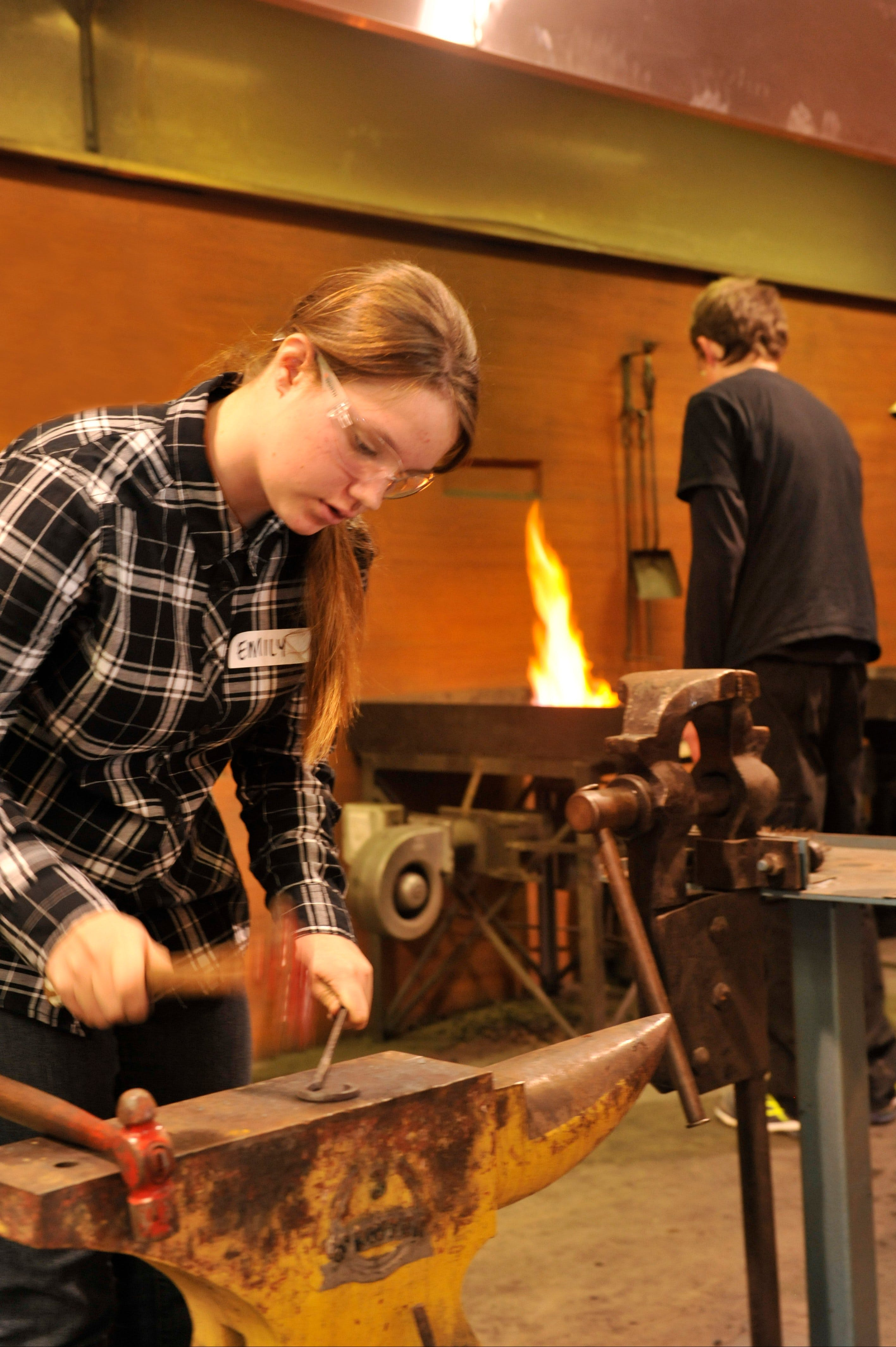 Blacksmithing Teen Workshop - Accommodation Ballina