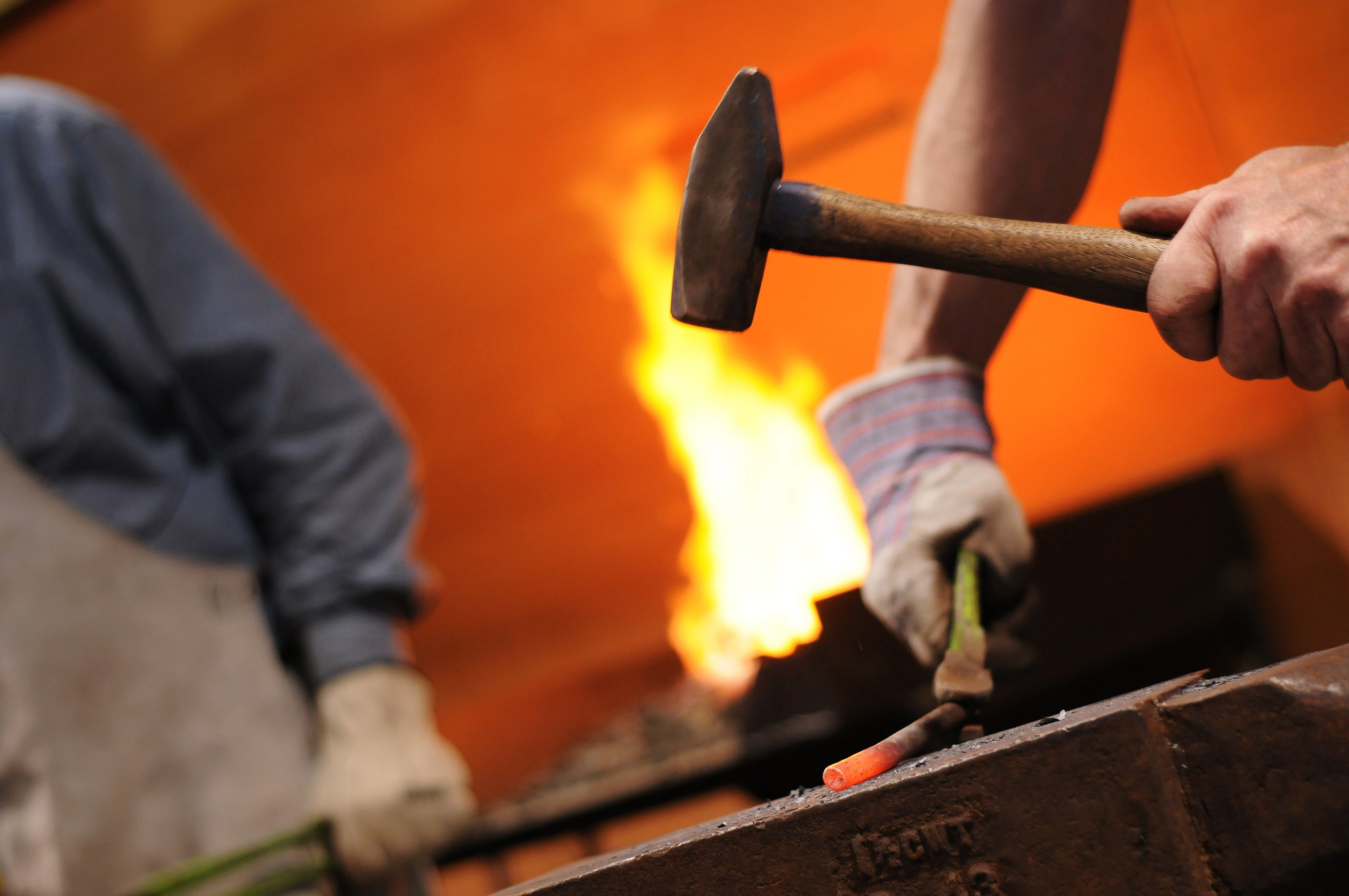 Blacksmithing Advanced Workshop - Accommodation Ballina