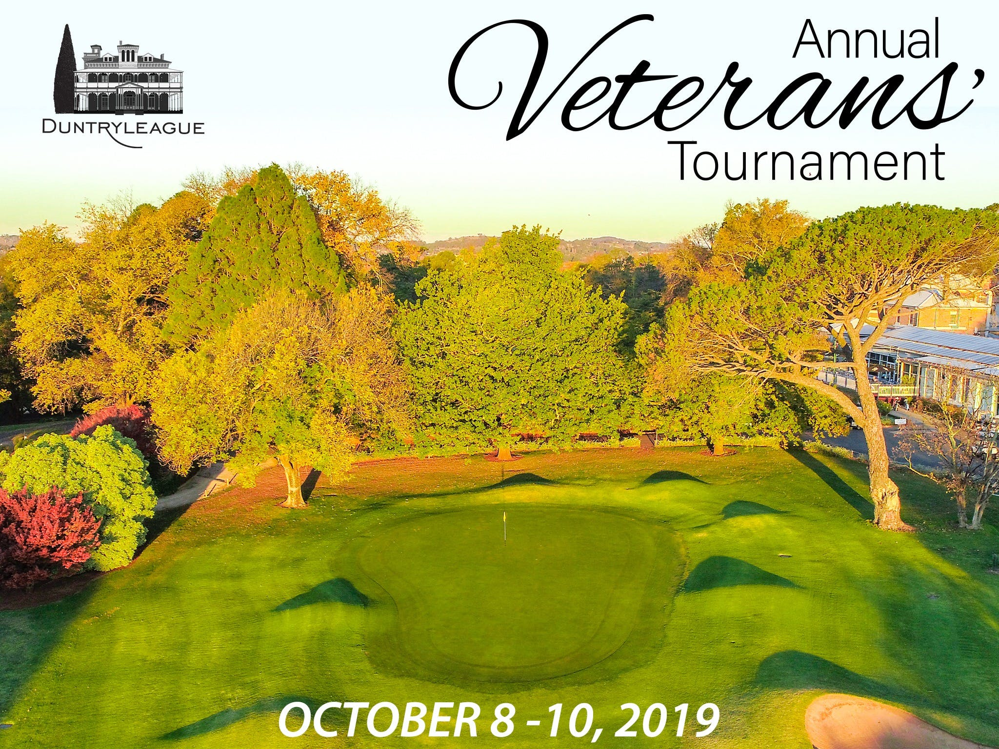 Duntryleague Annual Veterans Tournament - Accommodation Ballina
