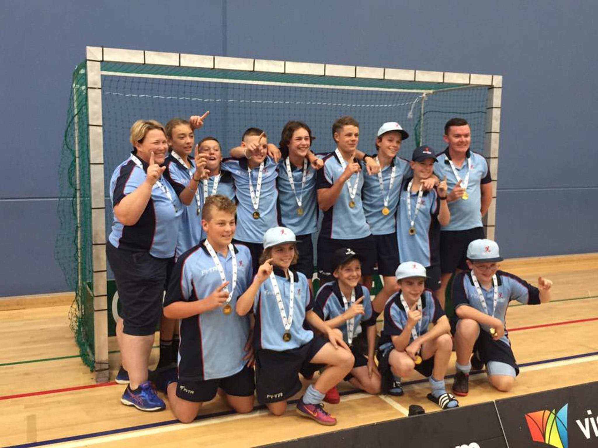 Hockey NSW Indoor State Championship  Under 18 Boys - Accommodation Ballina