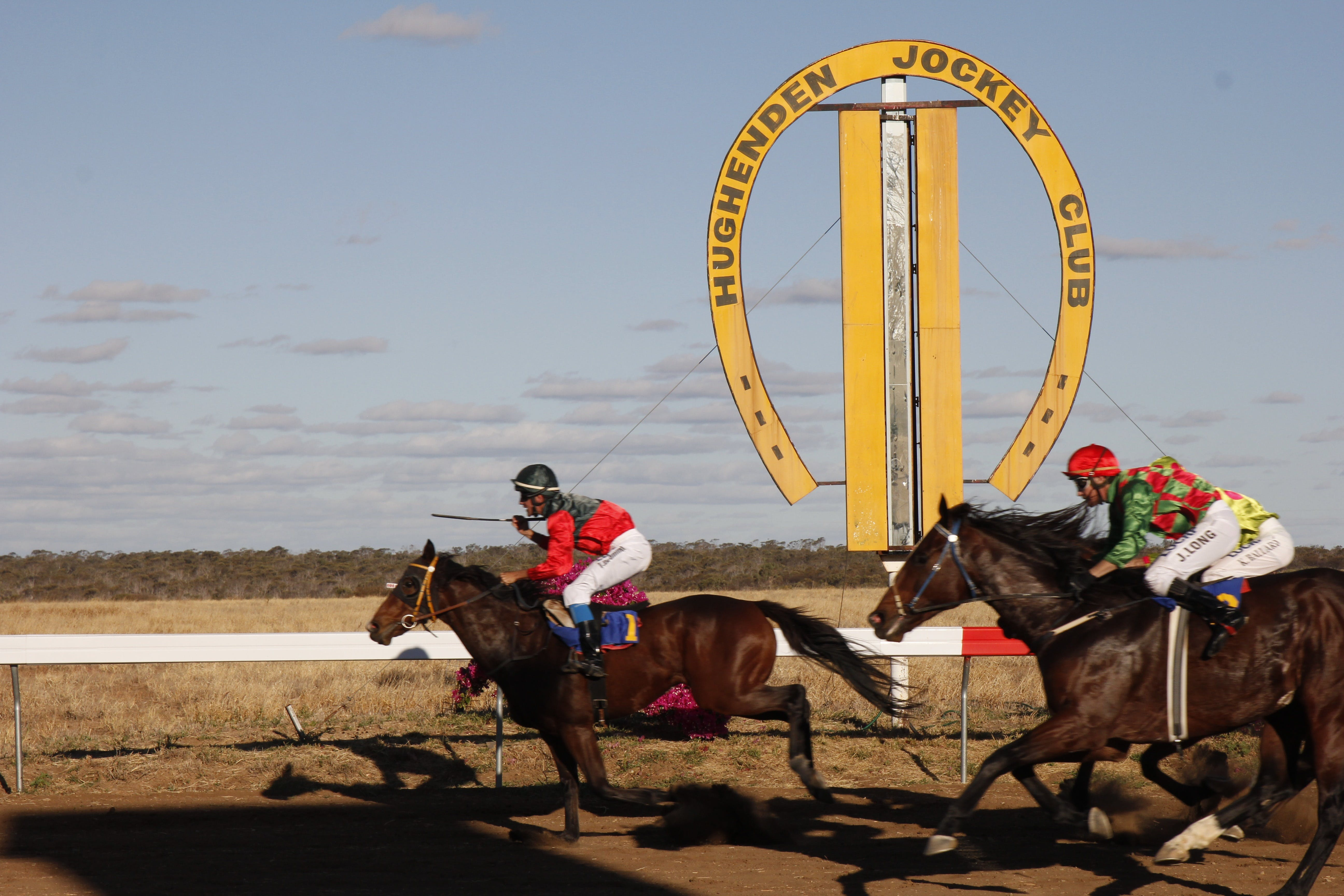 Hughenden  Cup Races - Accommodation Ballina