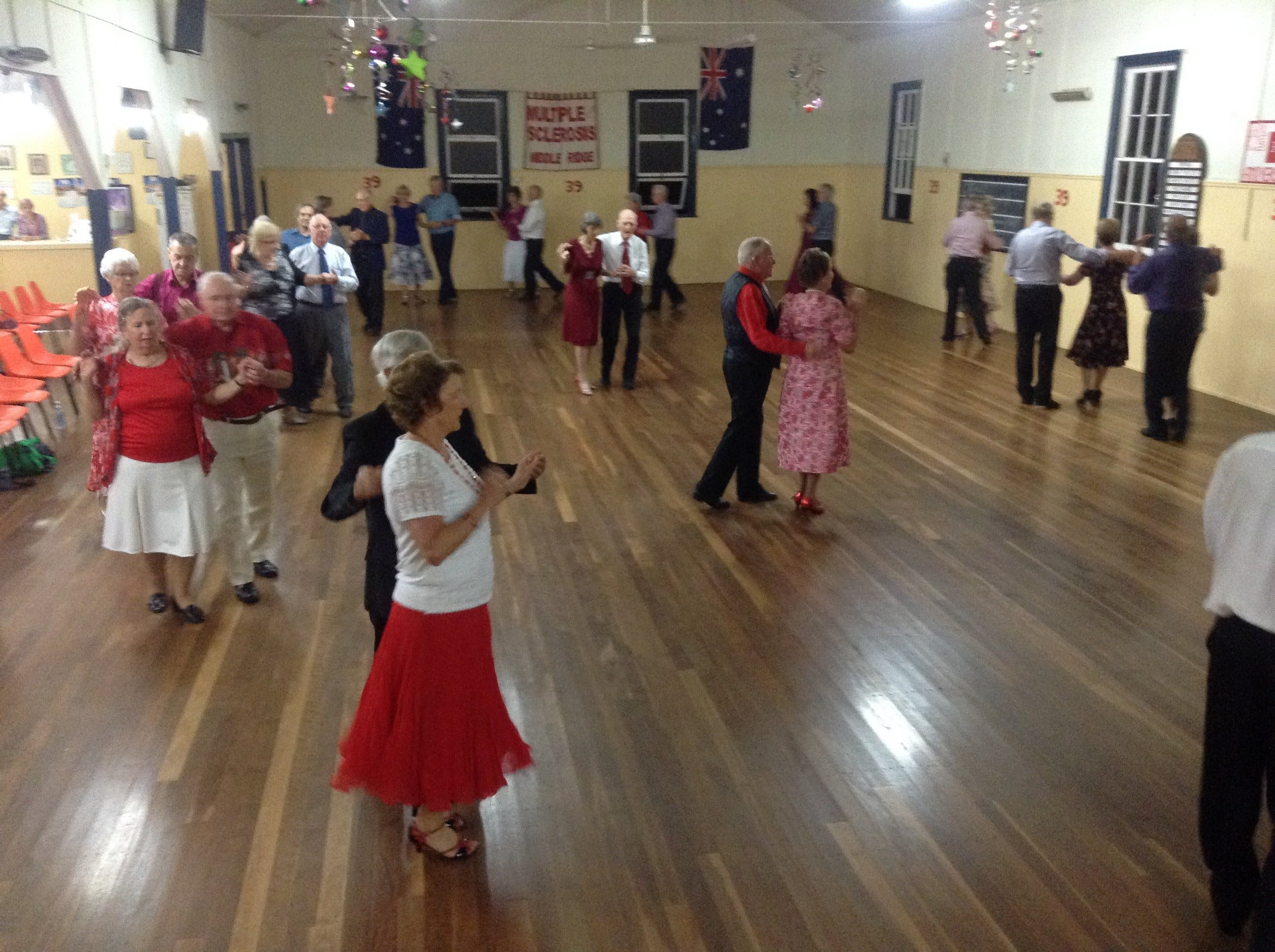 Old Time Dance - Accommodation Ballina