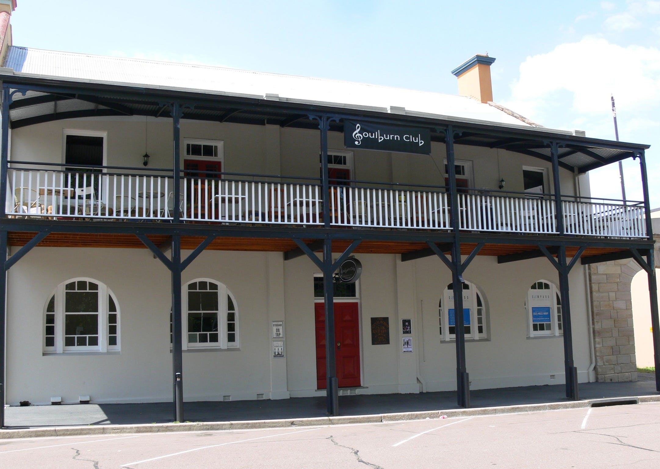 Open Mic Night at the Goulburn Club - Accommodation Ballina