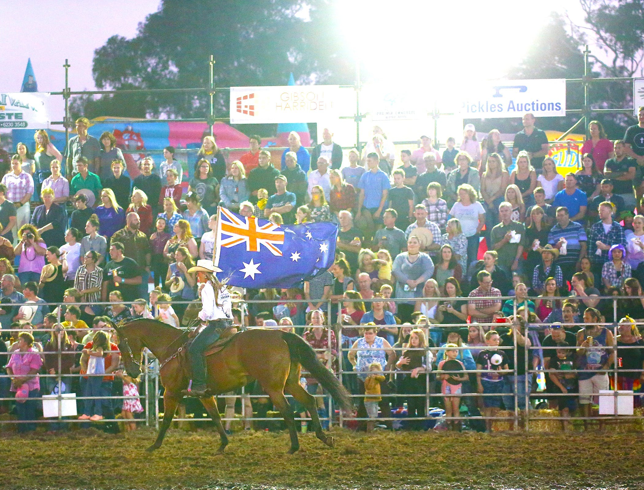 Patches Asphalt Queanbeyan Rodeo - Accommodation Ballina