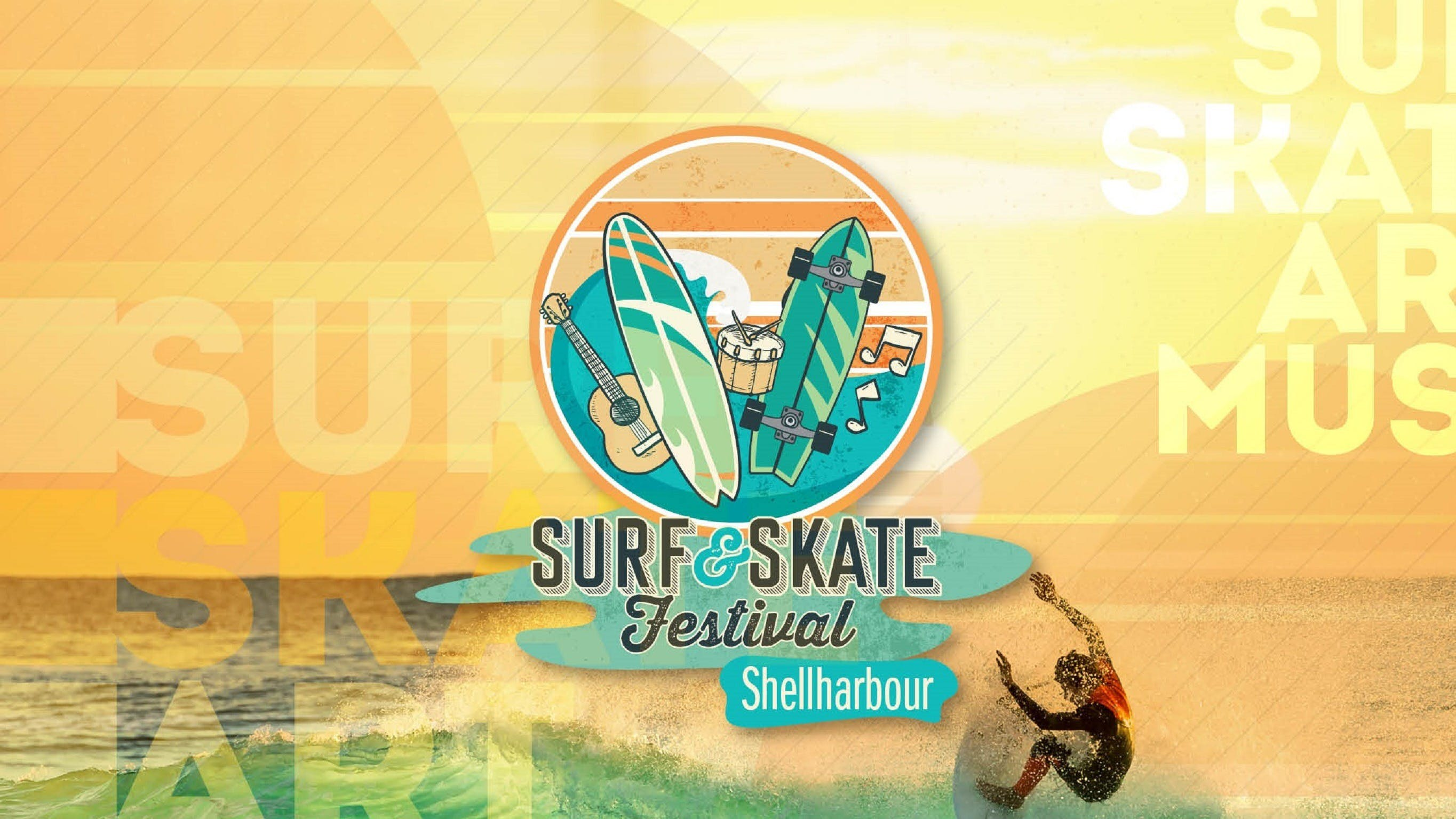 Skate and Surf Festival Shellharbour - Accommodation Ballina