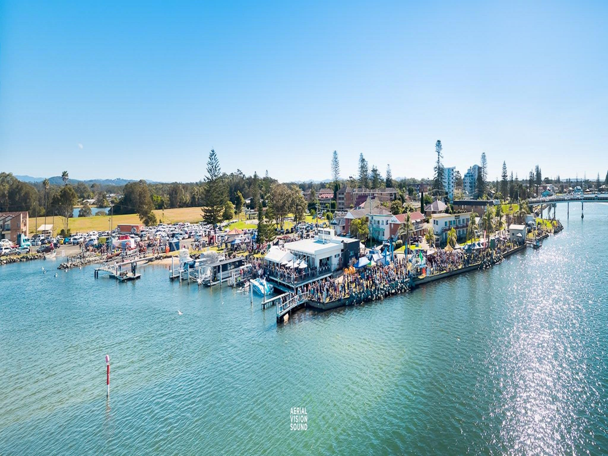 Fred Williams Aquatic Festival - Accommodation Ballina