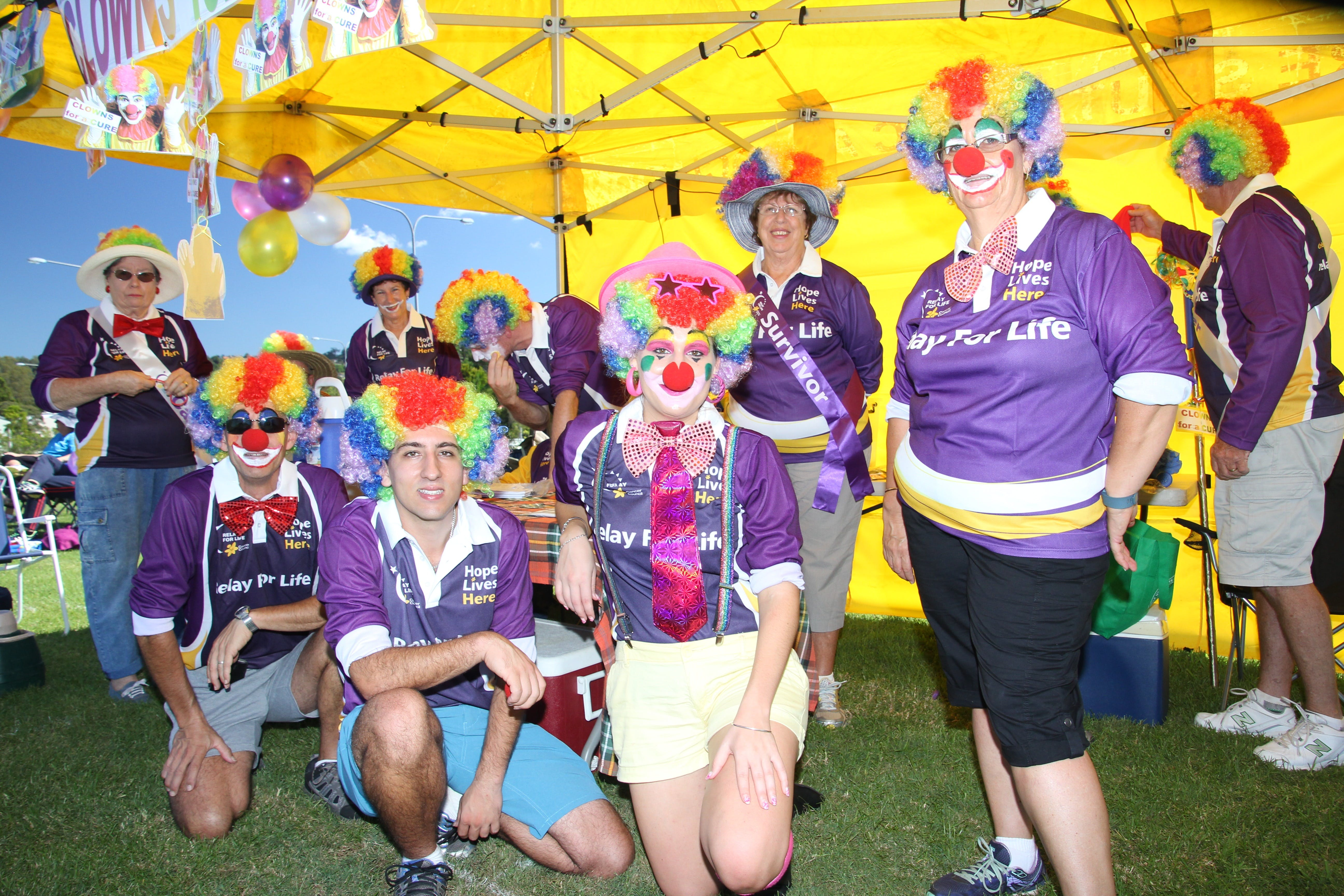 Grafton Relay for Life - NSW Cancer Council - Accommodation Ballina