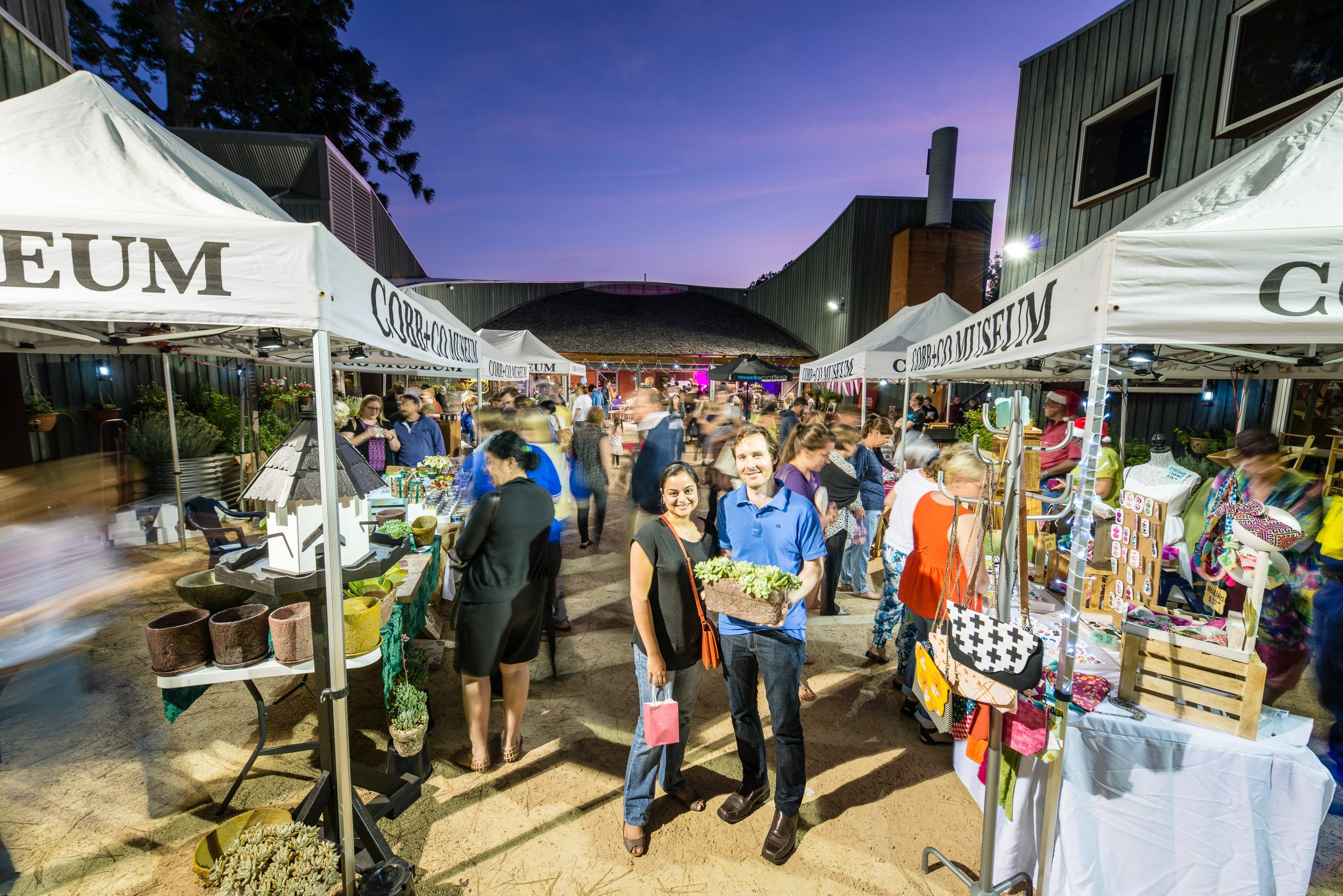 Hand Made Under the Stars - Twilight Market - Accommodation Ballina