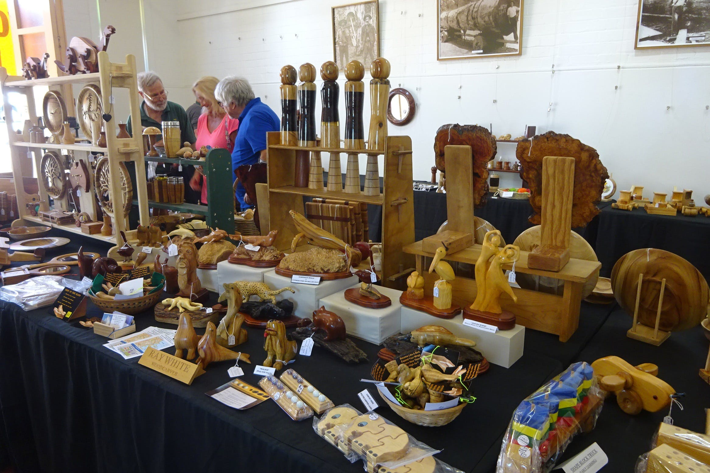 Kiama Woodcraft Group - Exhibition and Sales - Accommodation Ballina