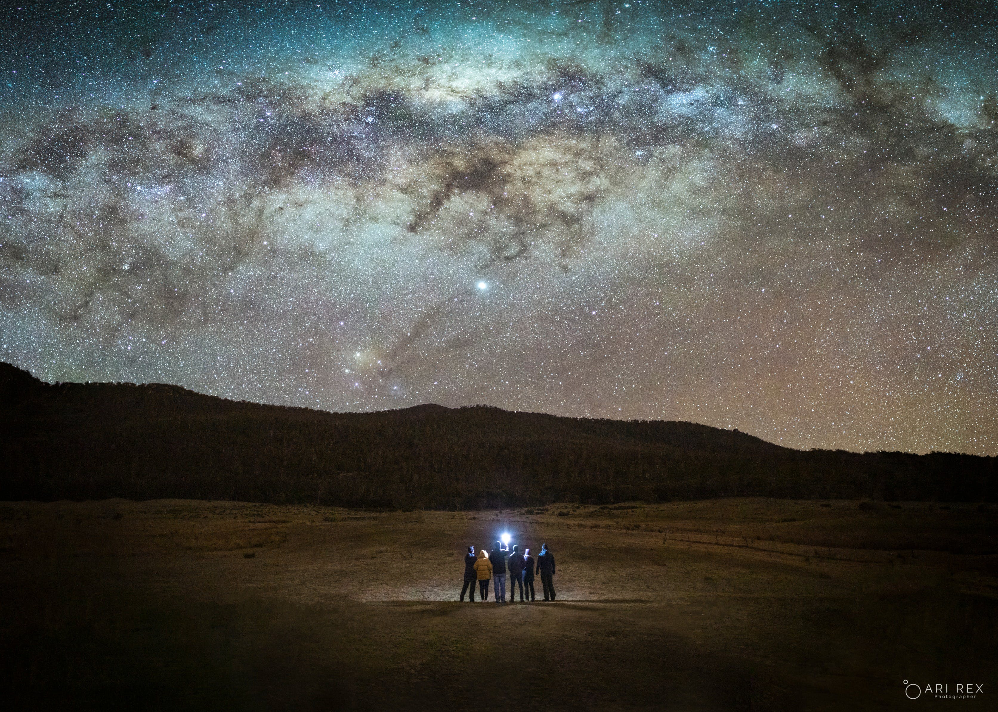 Milky Way Photography Workshop with Ari Rex - Accommodation Ballina