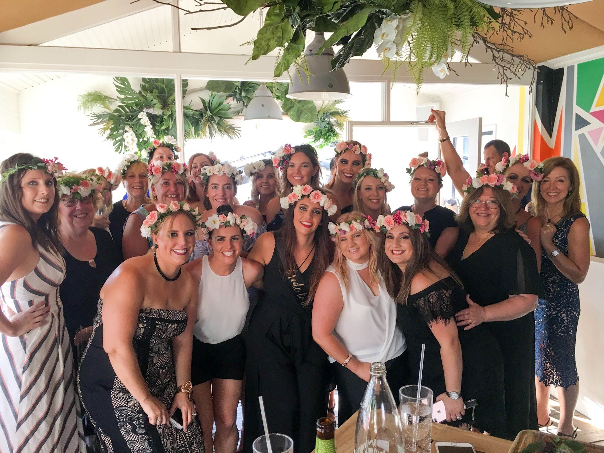 Private Flower Crown Workshop - Accommodation Ballina