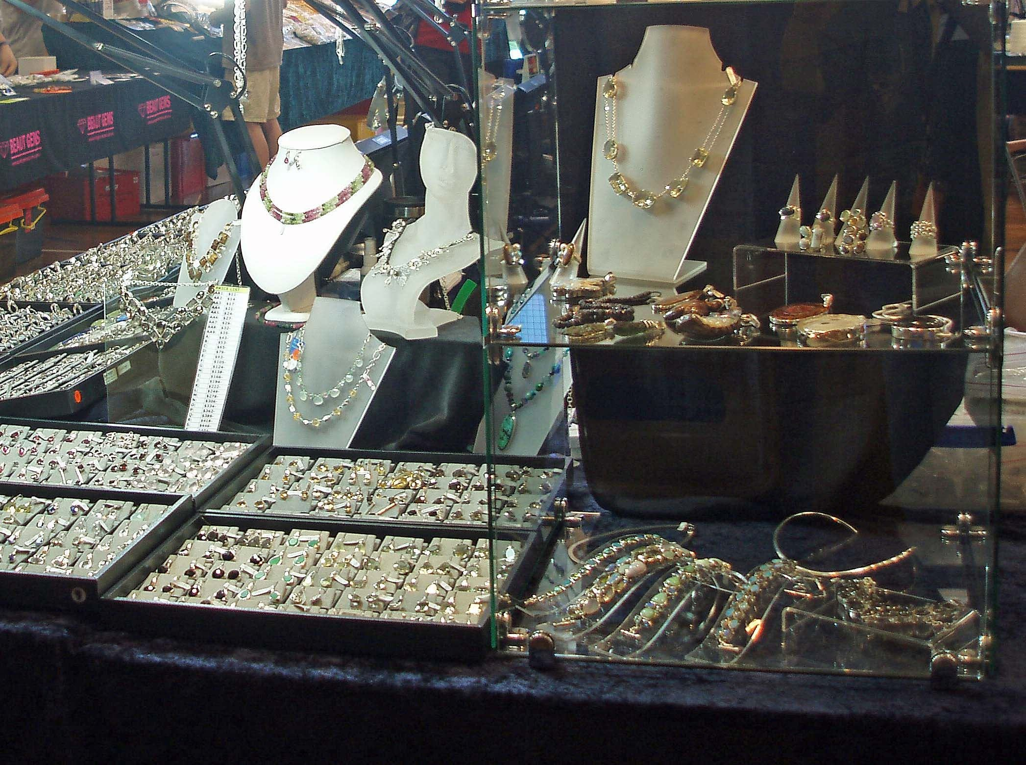 Toowoomba Gemfest - Gems and Jewellery - Accommodation Ballina