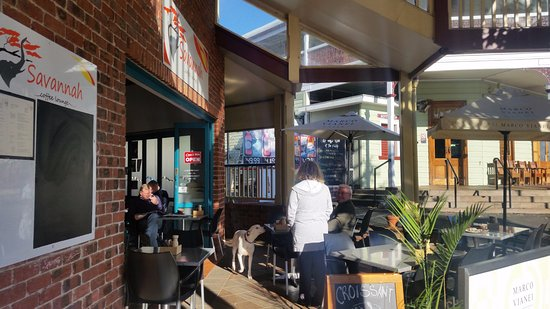 Savannah Coffee Lounge - Accommodation Ballina