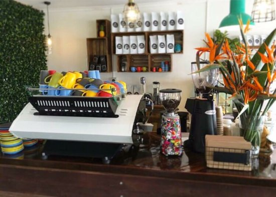 Coffee  Kitchen - Accommodation Ballina