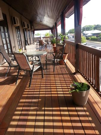 Commercial Hotel Clermont - Accommodation Ballina