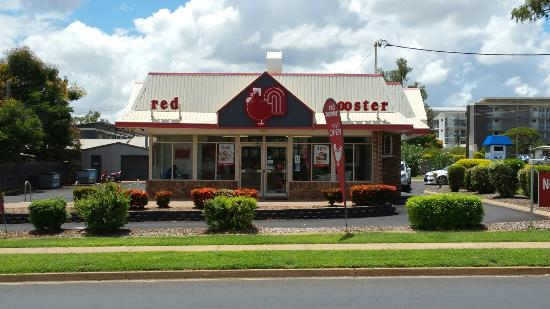 Red Rooster - Accommodation Ballina