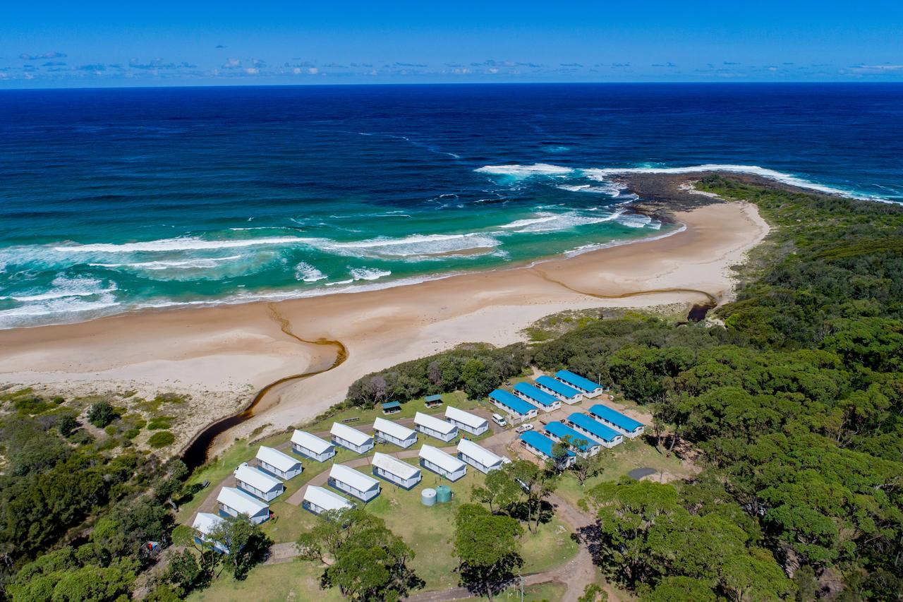 Racecourse Beach Tourist Park - Accommodation Ballina