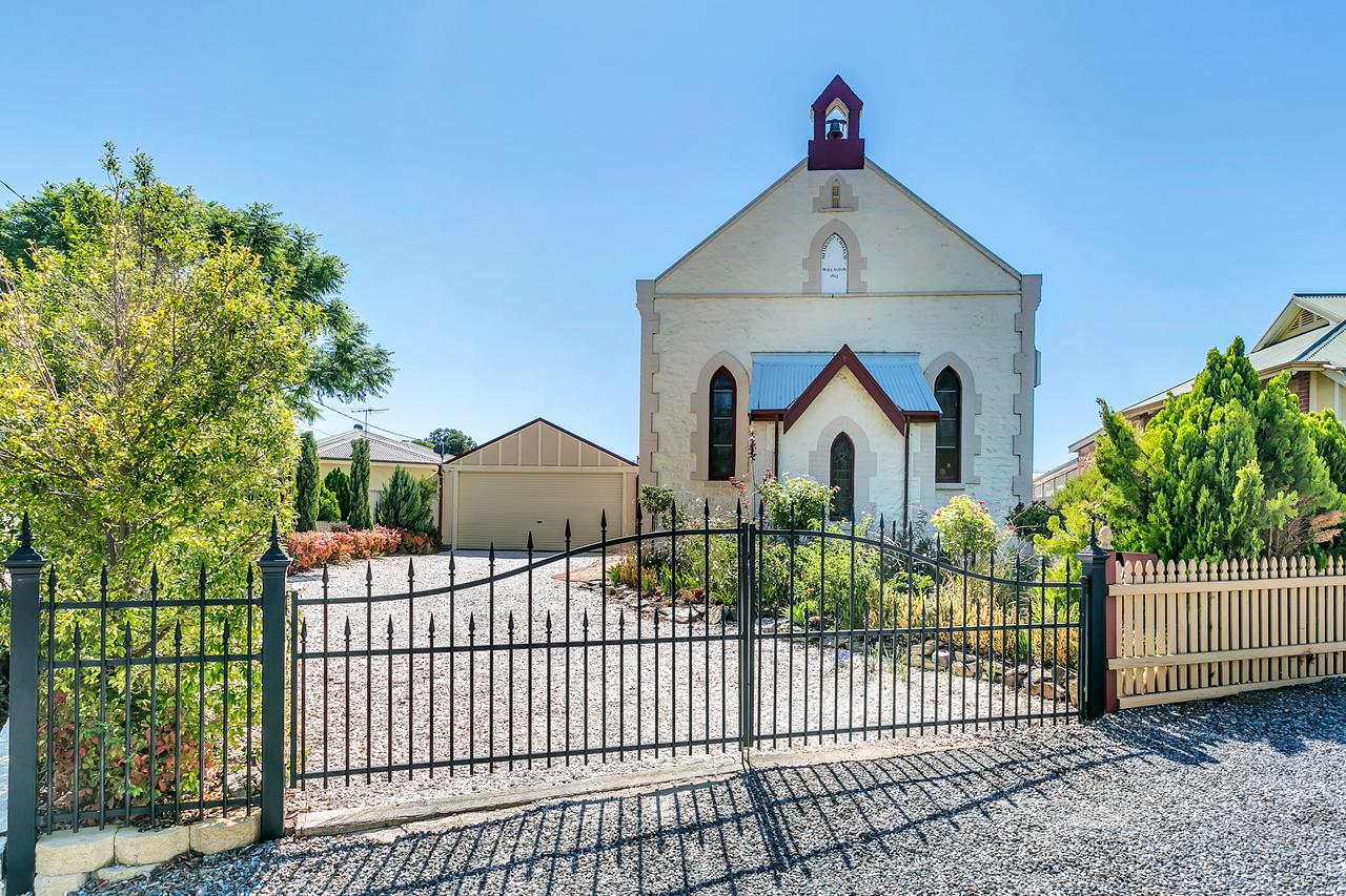 The Church - Gawler - Accommodation Ballina