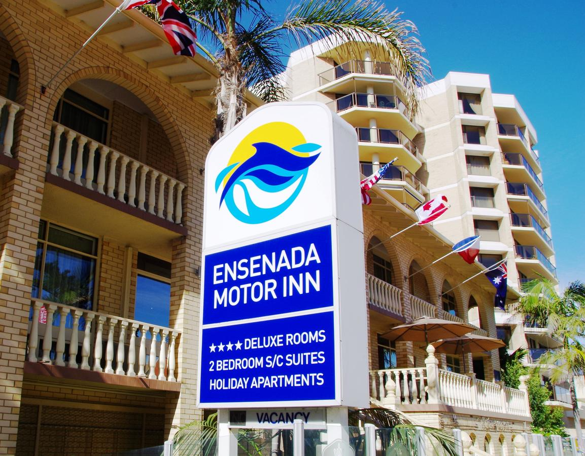 Ensenada Motor Inn and Suites - Accommodation Ballina