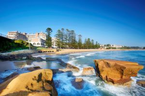 Crowne Plaza Terrigal Pacific - Accommodation Ballina