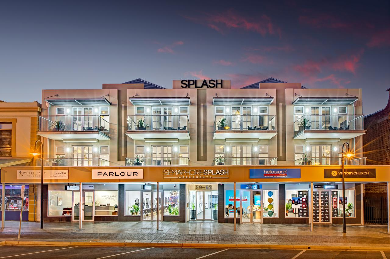 Semaphore Splash Apartments - Accommodation Ballina