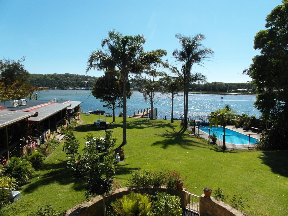 Lake Edge Apartments - Accommodation Ballina