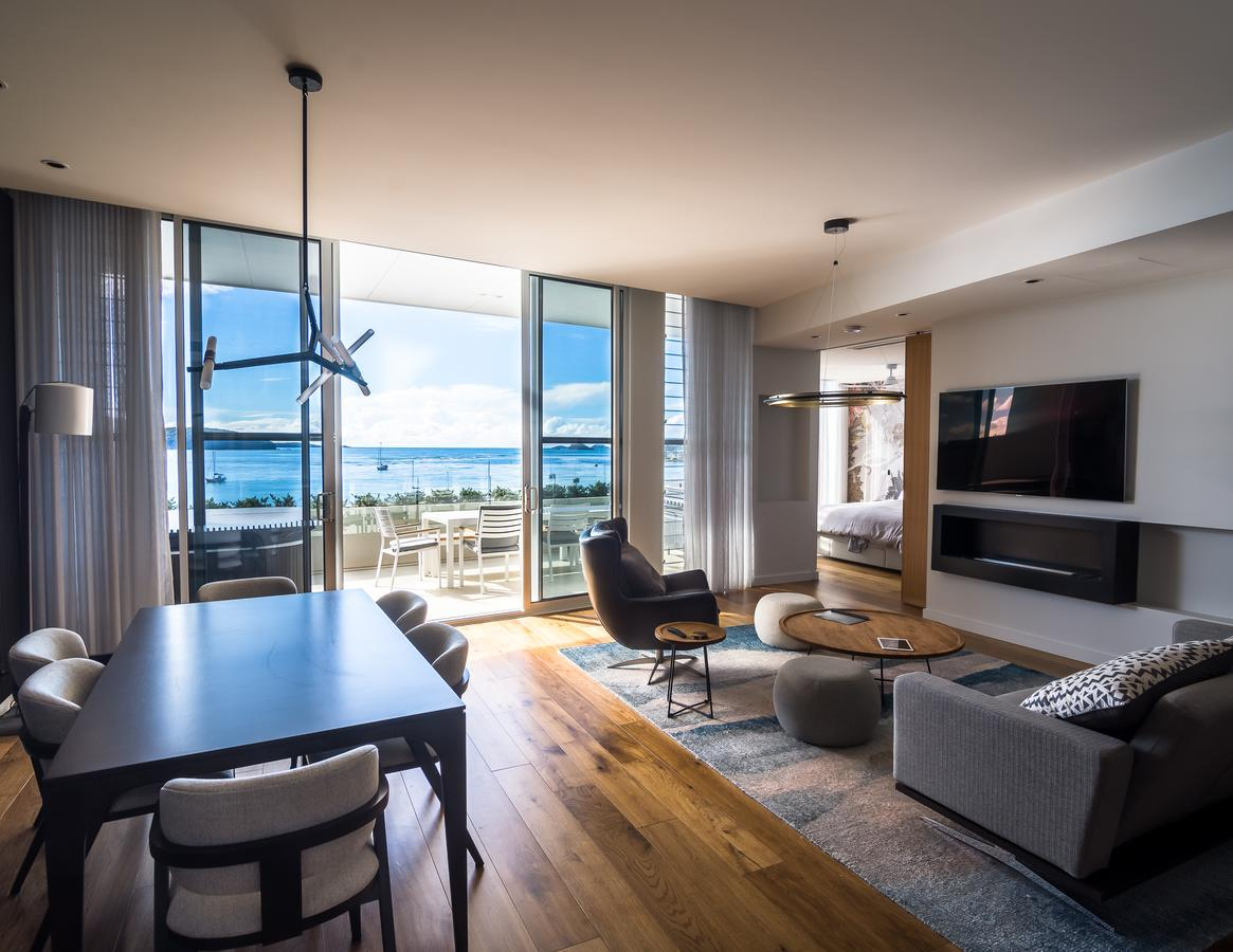 Promenade Penthouse Apartment - Accommodation Ballina