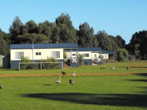 Western KI Caravan Park  Wildlife Reserve - Accommodation Ballina