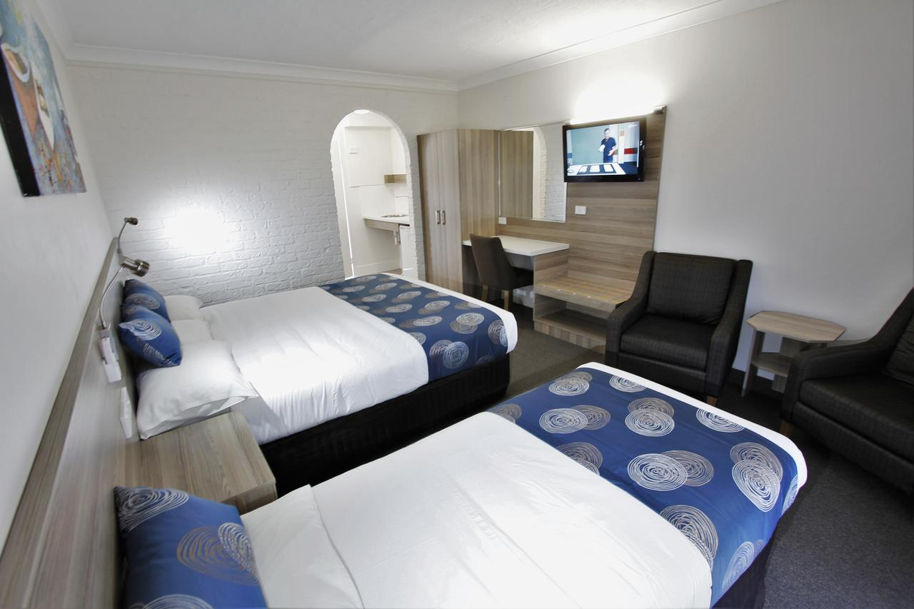 Aston Motel Yamba - Accommodation Ballina