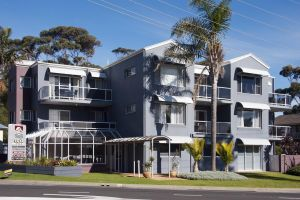 Mollymook Cove Apartments - Accommodation Ballina