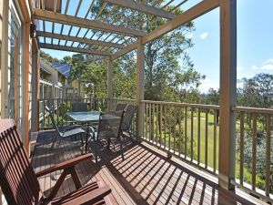 Villa Prosecco located within Cypress Lakes - Accommodation Ballina