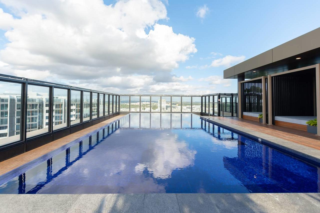 Japanese Style waterfront apt wt rooftop pool - Accommodation Ballina