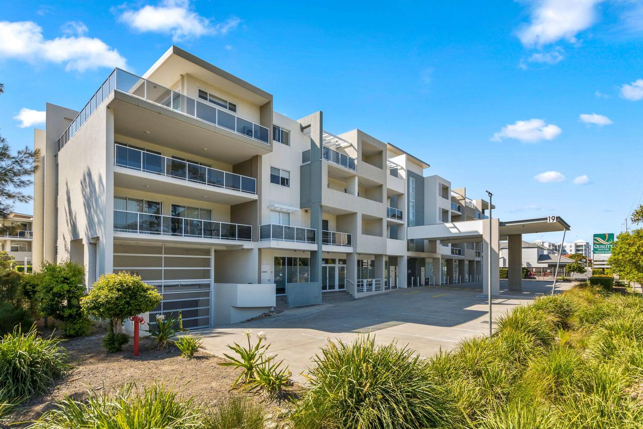 Quality Suites Pioneer Sands - Accommodation Ballina