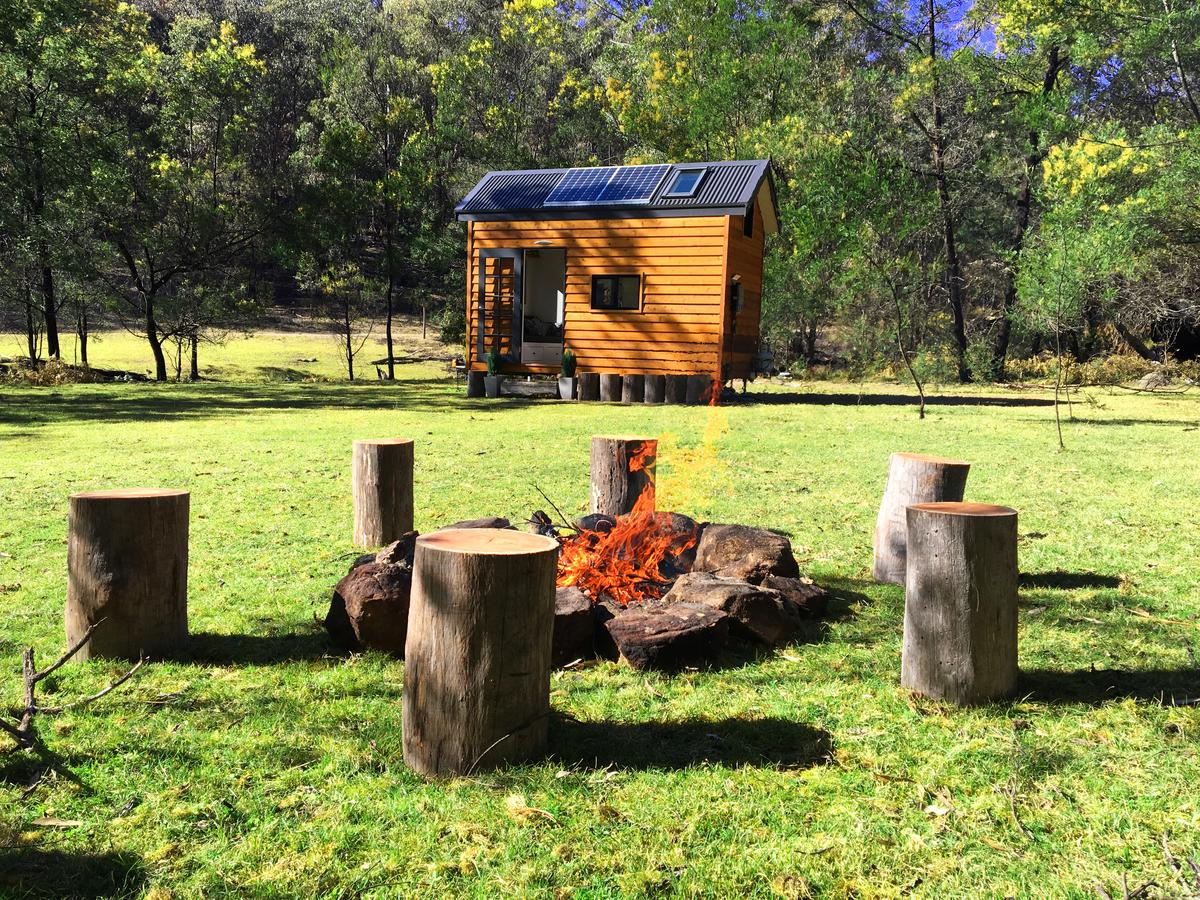 Christopher Tiny House - Accommodation Ballina