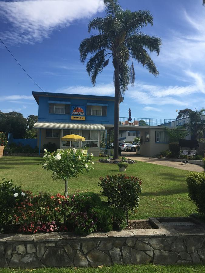 Kon Tiki Apartments - Accommodation Ballina
