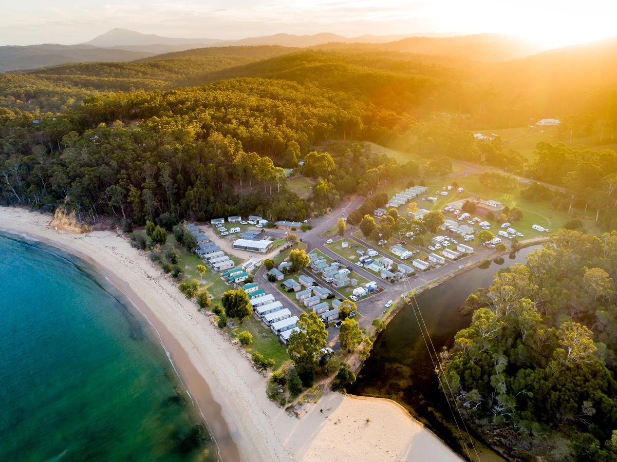 BIG4 Eden Beachfront Holiday Park - Accommodation Ballina