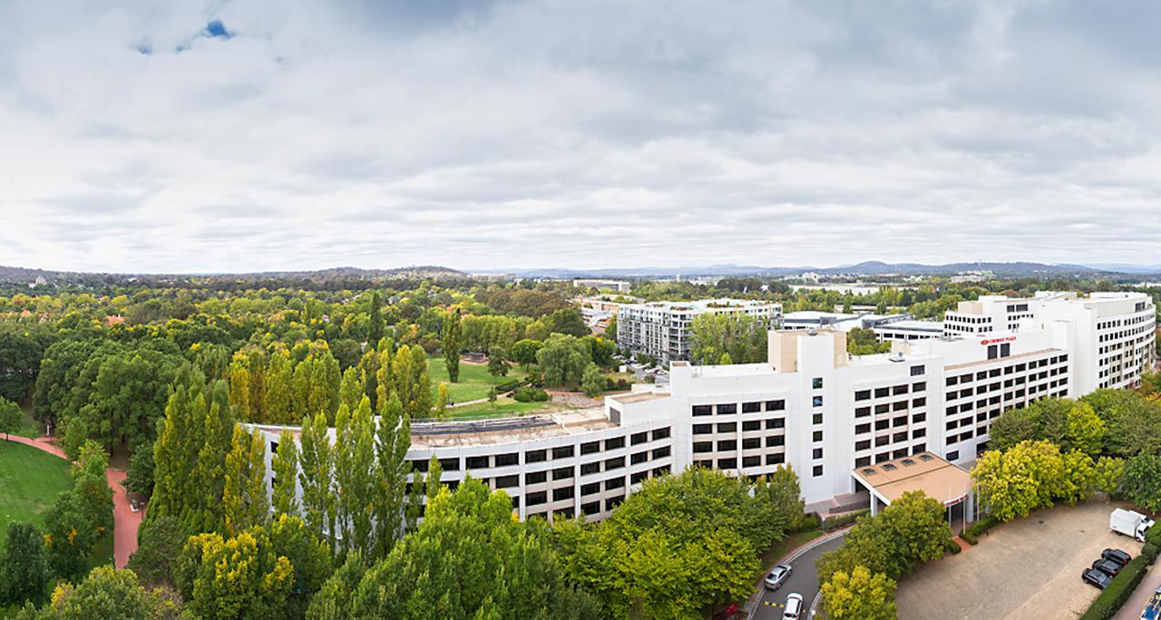 Crowne Plaza Canberra - Accommodation Ballina