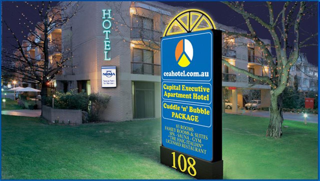 Capital Executive Apartment Hotel - Accommodation Ballina