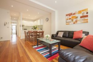 Boutique Stays - Melrose Terrace Townhouse in North Melbourne - Accommodation Ballina