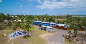 Bowen Arrow Motel - Accommodation Ballina