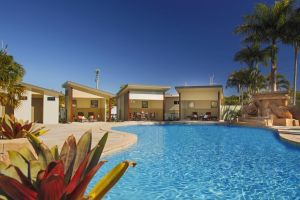 Brisbane Holiday Village - Accommodation Ballina
