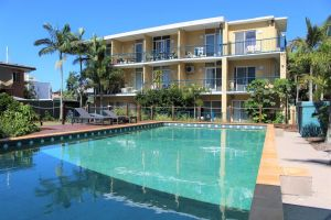 Broadwater Keys Holiday Apartments - Accommodation Ballina